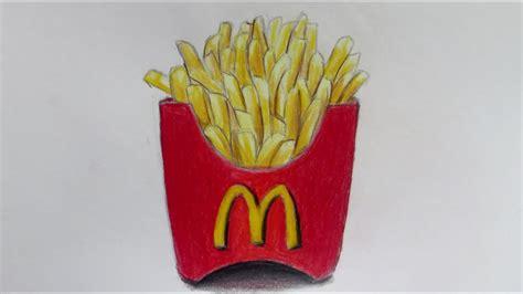 54+ Cartoon Foods To Draw