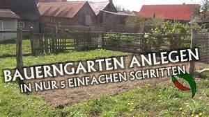 Wie Setze Ich Einen Zaun : bauerngarten anlegen in nur 5 einfachen schritten youtube ~ Articles-book.com Haus und Dekorationen