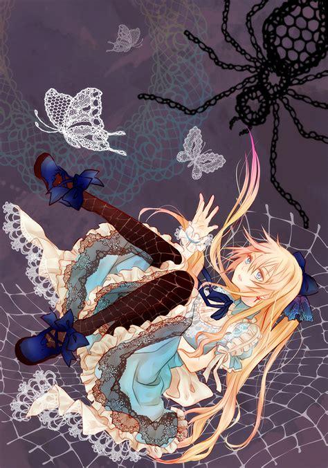 alice alice  wonderland fanart zerochan anime image