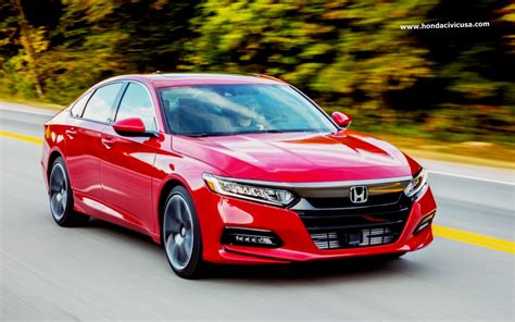 2019 Honda Accord Sport 2.0 Engine Horsepower
