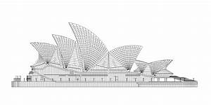 Autocad 2017 For The Interior Designer Sydney Opera House Architectural Autocad Drawings Blocks