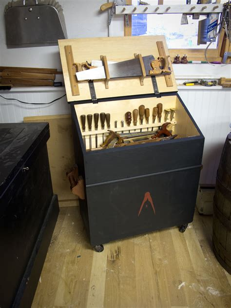 quick    dutch tool chest lost art press