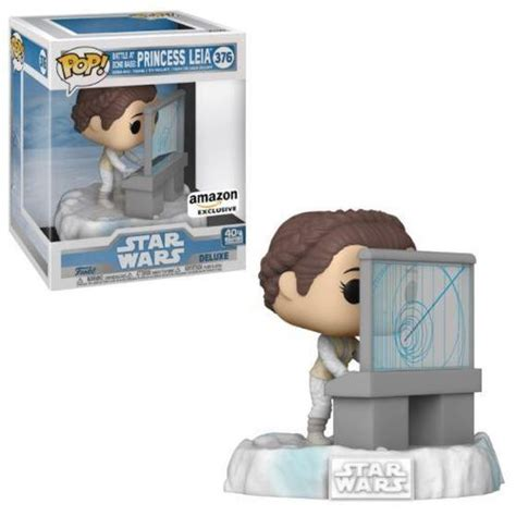Verified Battle at Echo Base: Princess Leia Funko Pop ...