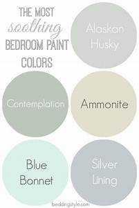 How to Decide on Bedroom Paint Colors from Beddingstyle com