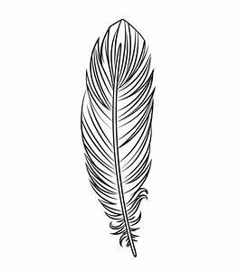 Dessin De Plume Facile : tampon motifs ~ Melissatoandfro.com Idées de Décoration