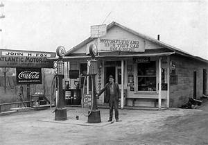 1000+ images about Old Gas Stations on Pinterest Shorpy