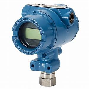 Rosemount Gage Pressure Transmitter  2088g3s22a1m5d4