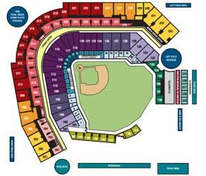 guide  pnc park cbs pittsburgh