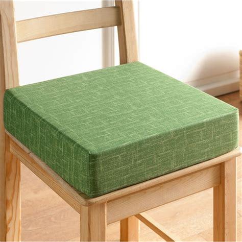 coussin rehausseur chaise coussin rehausseur carré confort et vie