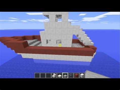 comment fabriquer un canap comment faire un bateau de pêche minecraft