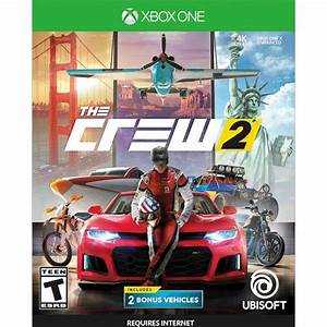 The Crew 2 Xbox One Best Buy