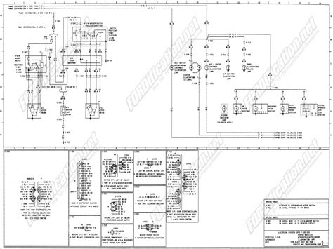 Ford F 350 Wiring Diagram For 1973 by 1995 Ford F350 Steering Column Diagram Wiring Forums