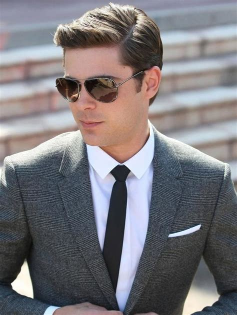 mens hairstyles  glasses   cool  stylish