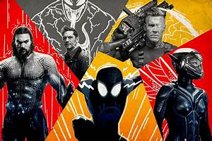 The, 50, Best, Superhero, Movies, Of, All, Time, An, Update