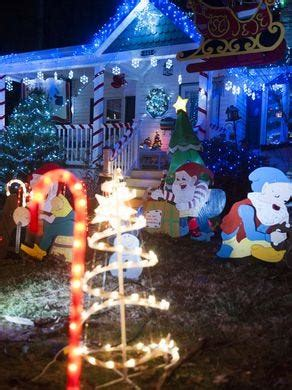 south jersey christmas light displays lights map find south jersey displays