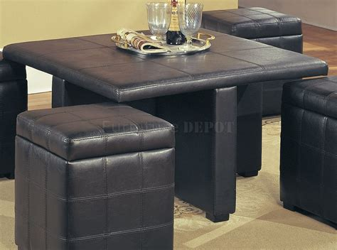 Leather Coffee Table Design Images Photos Pictures