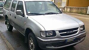 Isuzu Rodeo Workshop Manual 1988