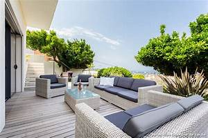 decoration bois exterieur jardin modern aatl With wonderful decoration exterieur pour jardin 7 deco salon moderne