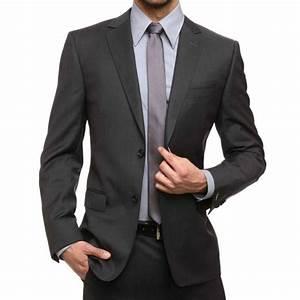 Chemise Homme Pour Mariage : achat costume homme anthracite ~ Melissatoandfro.com Idées de Décoration