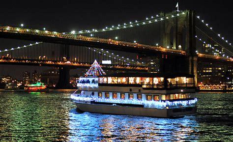 york harbors lighted boat parade haute living