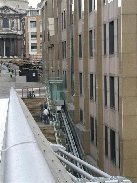 london millennium funicular