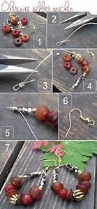 Ohrringe Selber Machen : diy ohrringe mit perlen schmuckdraht ~ Udekor.club Haus und Dekorationen