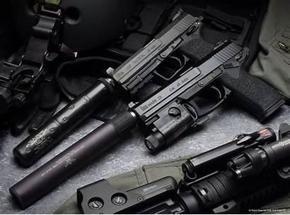 Guns Cool Wallpapers Weapons Usp Gun Tactical