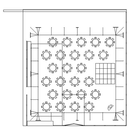 wedding reception layout cad tent layout for wedding ceremony and reception in
