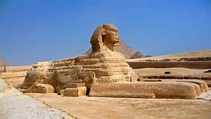 L'influence de la figure du sphinx égyptien chez les ...