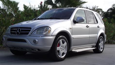 Mercedes Ml55 by 2001 Mercedes Ml55 Amg Who Says Suvs Can T Be