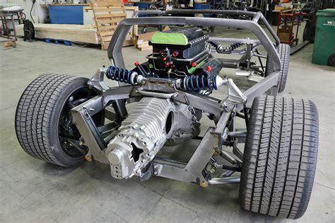 building  pantera   twin turbo  windsor engine