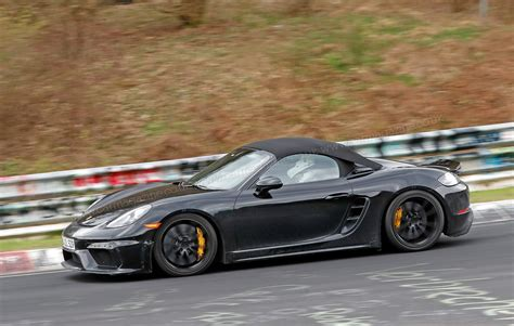 Spyder Price by New 2018 Porsche 718 Boxster Spyder Pictures News