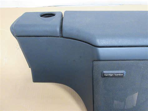 2000 bmw z3 m roadster e36 1020 console center rear oddments box roll bar trim pk auto parts inc