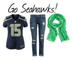 wear wednesday seattle seahawks fashion ideas