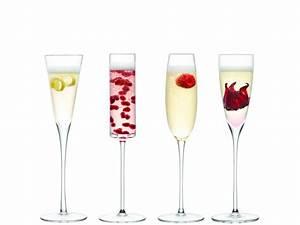 Flute A Champagne : champagne flute x 4 clear handmade glass lulu collection 160ml ~ Teatrodelosmanantiales.com Idées de Décoration