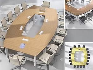 Table A Rallonge Pour 16 Personnes : tables de reunions tous les fournisseurs tables pour salles de reunions table de reunion ~ Teatrodelosmanantiales.com Idées de Décoration