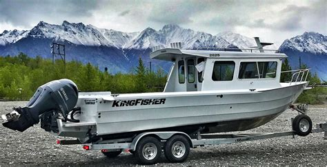 Kingfisher Boats Parts by Kingfisher Boats Alaska Mining Diving Supply Inc