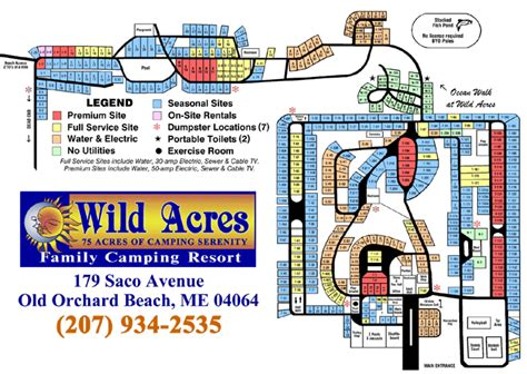 acres wild masterplan acres family cing