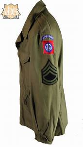 Ww2 Us Army 82nd Airborne M43 Field Jacket