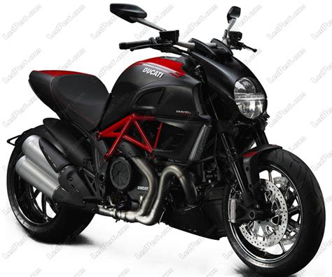 Ducati Diavel Image by Pack Headlights Xenon Effect Bulbs For Ducati Diavel