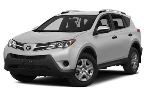 2015 toyota rav4 trims information and details