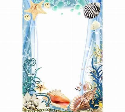 Ocean Frame Frames Theme Themes Marine Sea