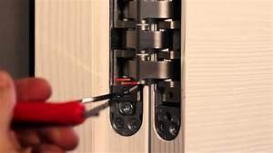 Comment Poser Une Charnière Plate : comment poser la charni re de porte de sfs intec youtube ~ Dailycaller-alerts.com Idées de Décoration