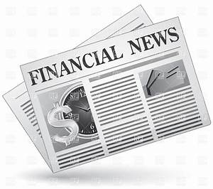 Financial news - Newspaper Royalty Free Vector Clip Art ...