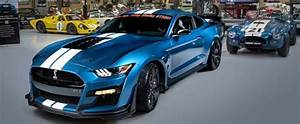 Ford Performance Gives You More Chances to Win a 2020 Ford Mustang Shelby GT500 - autoevolution