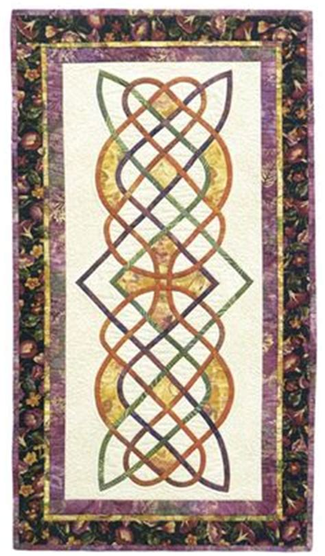 irish wedding ring quilt pattern celtic wedding quilt finally done quilt with us quilts