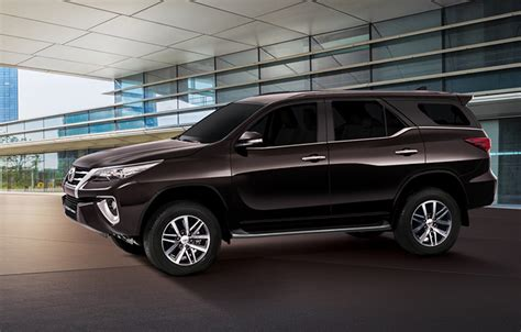 Toyota Fortuner 2019 Prices In Pakistan, Car Review & Pictures