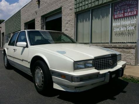 Buy Used Rare Seville Sts Leather Power