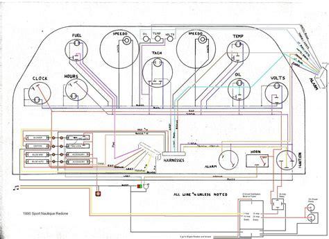 mastercraft boat wiring diagram 1990 dash wiring correctcraftfan page 1