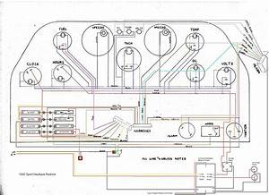 1990 Dash Wiring - Correctcraftfan Com Forums